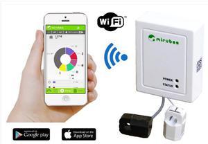 Medidor de consumo electrico wifi