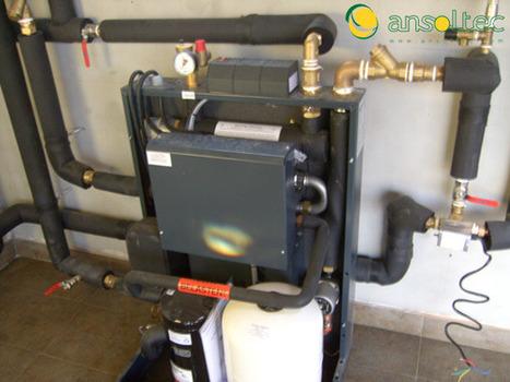 Detalle de bomba de calor geot rmica - Bomba de calor geotermica precio ...