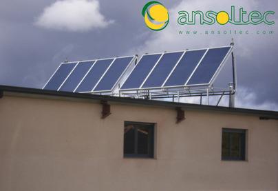Instalaci n solar t rmica para caldera y suelo radiante - Caldera para suelo radiante ...